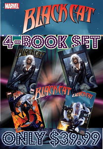 Black Cat Ryan Brown 4 Book Set