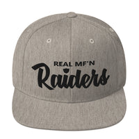 Real MF'n Raiders Snapback II