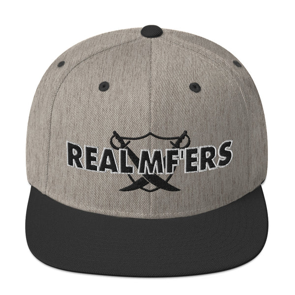Real MF'ers Snapbacks