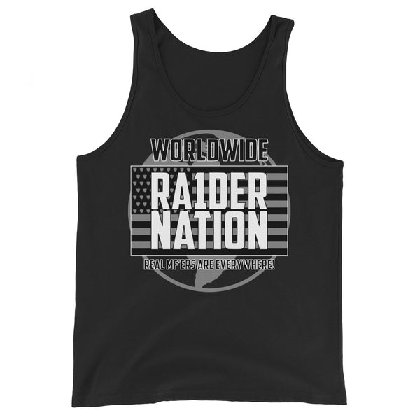 WW RA1DER Nation Tank