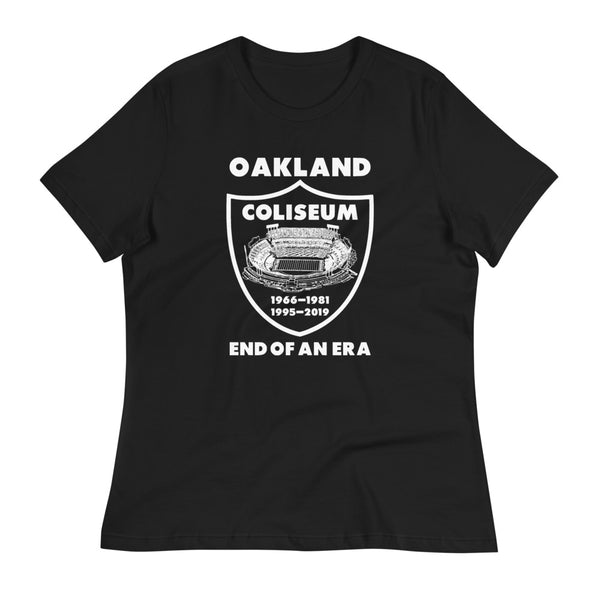 Coliseum Commemorative Women's Tee