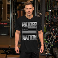 RA1DER Nation Flag Tee