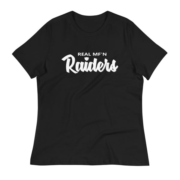 Real MF'n Raiders II Women's Tee