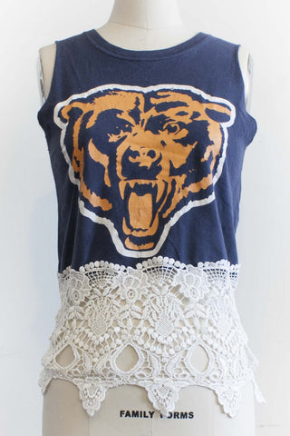 Chicago Bears Vintage Tee