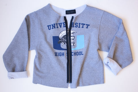 University High School Vintage Sweatshirt
