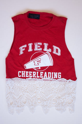 Cheerleading Vintage Tee