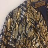 Joplin Sequin Zip up jacket