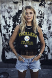Pittsburg Steelers Football Vintage Tee