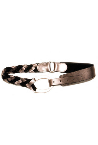 Braided Kelly Belt