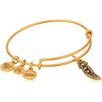 Gold Feather Bracelet