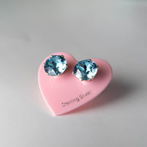 Mini Bling Earring