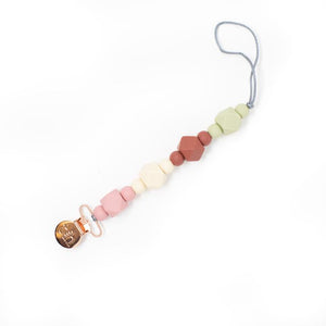 Grande Jewel Pacifier Clip