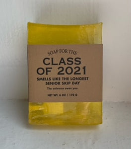 Class of 2021 Soap