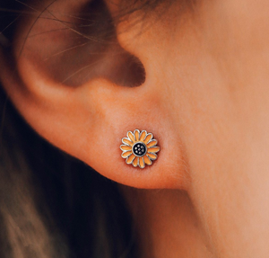 Sunflower Stud-PuraVida