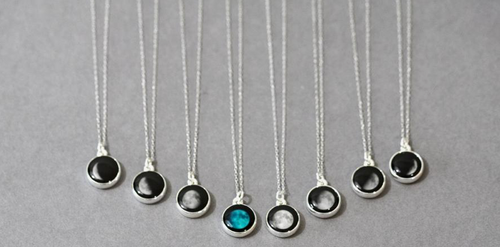 Moon-glow Necklace