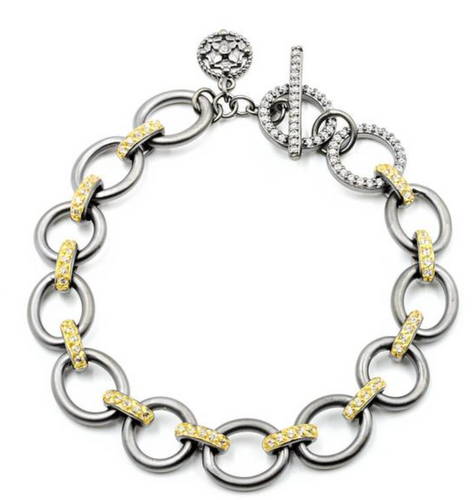 The Perfect Chunky Link Bracelet