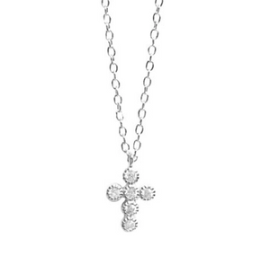 Extra Small Cross Necklace