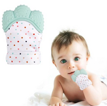 Load image into Gallery viewer, Teething Mitten - Free Plus Shipping