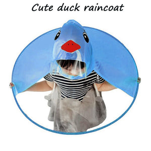 Kids Umbrella Hat