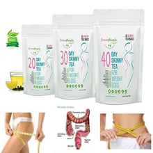 Load image into Gallery viewer, 30 Day Skinny Tea for weight loss