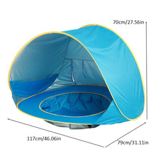 Load image into Gallery viewer, Beach Tent for Baby