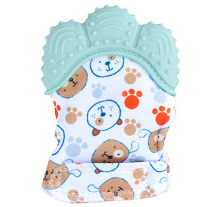 Teething Mitten - Free Plus Shipping