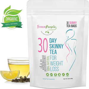 30 Day Skinny Tea for weight loss