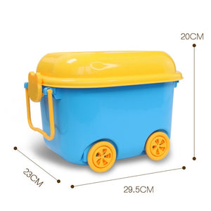 Storage Box For Building Block
