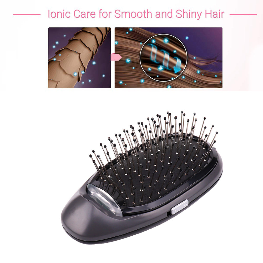 Ionic Electric Hairbrush