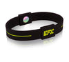 Silicone Sport Wristband - Black / Yellow