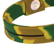 Silicone Sport Wristband - Camouflage (Jungle)