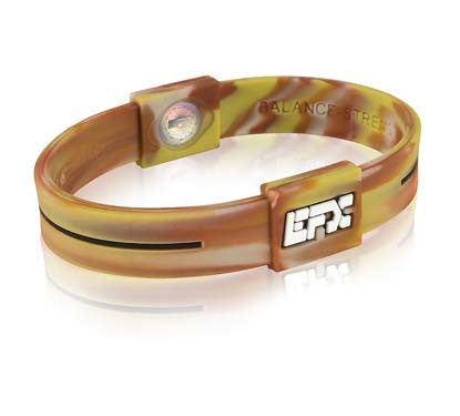 Silicone Sport Wristband - Camouflage (Desert)
