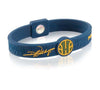 Silicone Sport Wristband - Deron Williams Point of Hope (Blue)