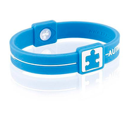 Silicone Sport Wristband - Autism Speaks