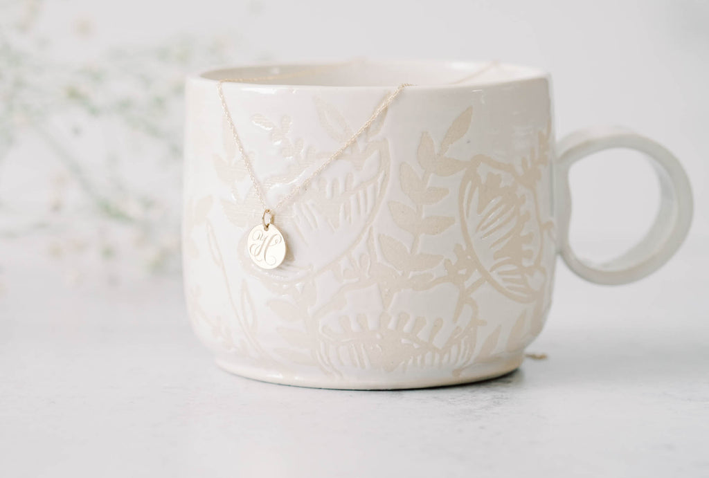 Love Month Giveaway with Ceramicist Maryfrances Art + Clay
