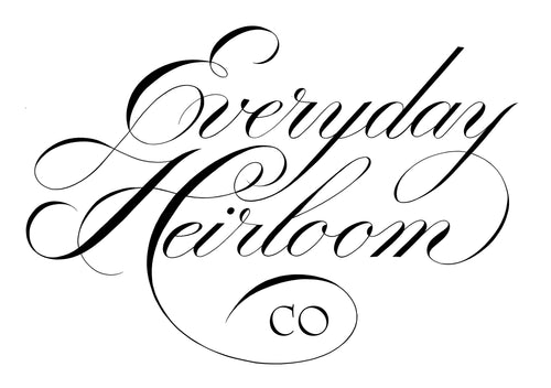 Everyday Heirloom Co.