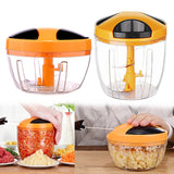 Manual Fruit and Vegetable Chopper - Kitchen Ideas Store