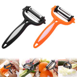 3 in 1 Vegetable Fruit Peeler - Kitchen Ideas Store