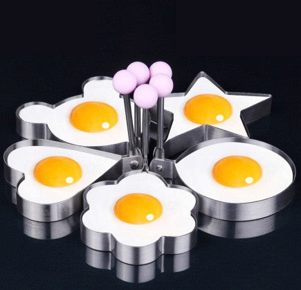 Stainless Steel Egg Omelet Set - Kitchen Ideas Store