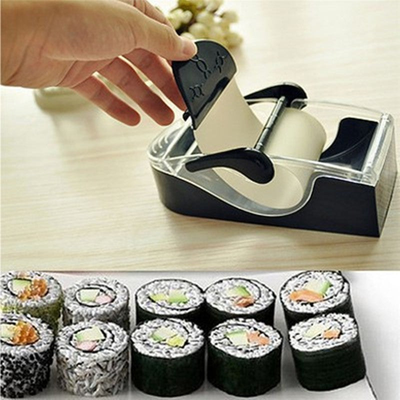 Easy Sushi Roll Maker - Kitchen Ideas Store