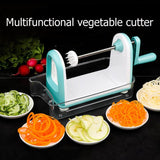 Multifunctional Vegetables Spiral Cutter - Kitchen Ideas Store