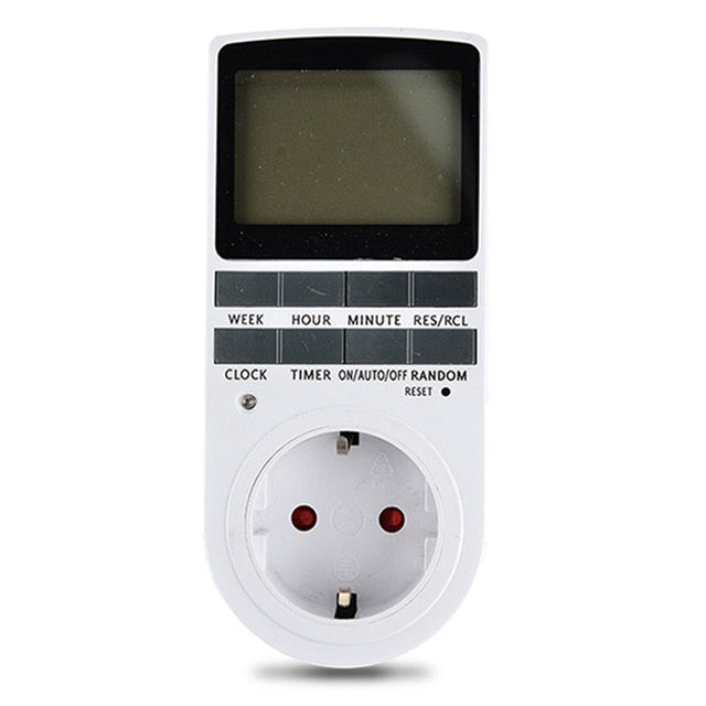 Programmable Digital Timer Socket - Kitchen Ideas Store
