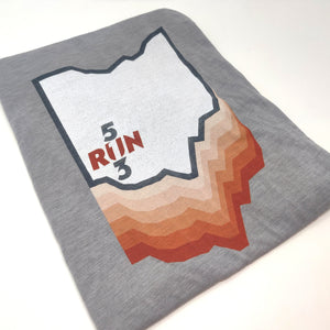 5RUN3 Ohio Performance Running Top