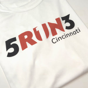 5RUN3 Cincinnati Performance Running Top
