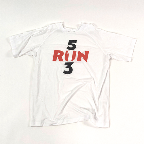 5RUN3 Original Raglan Running Top