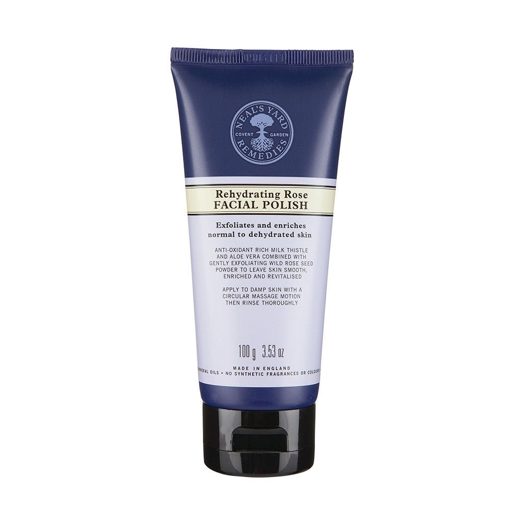 Neal's Yard Rehydrating Rose Facial Polish