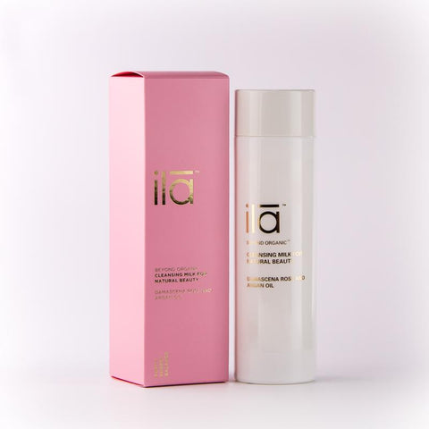 Ila Cleansing Milk For Natural Beauty