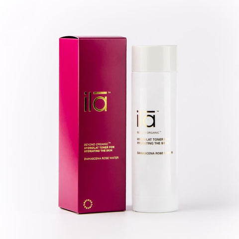 Ila Hydrolat Toner For Hydrating The Skin