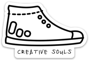 Creative Souls Sticker