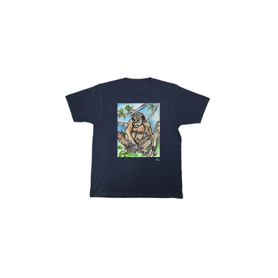 Adam Meyers Chimpanzee Short Sleeve